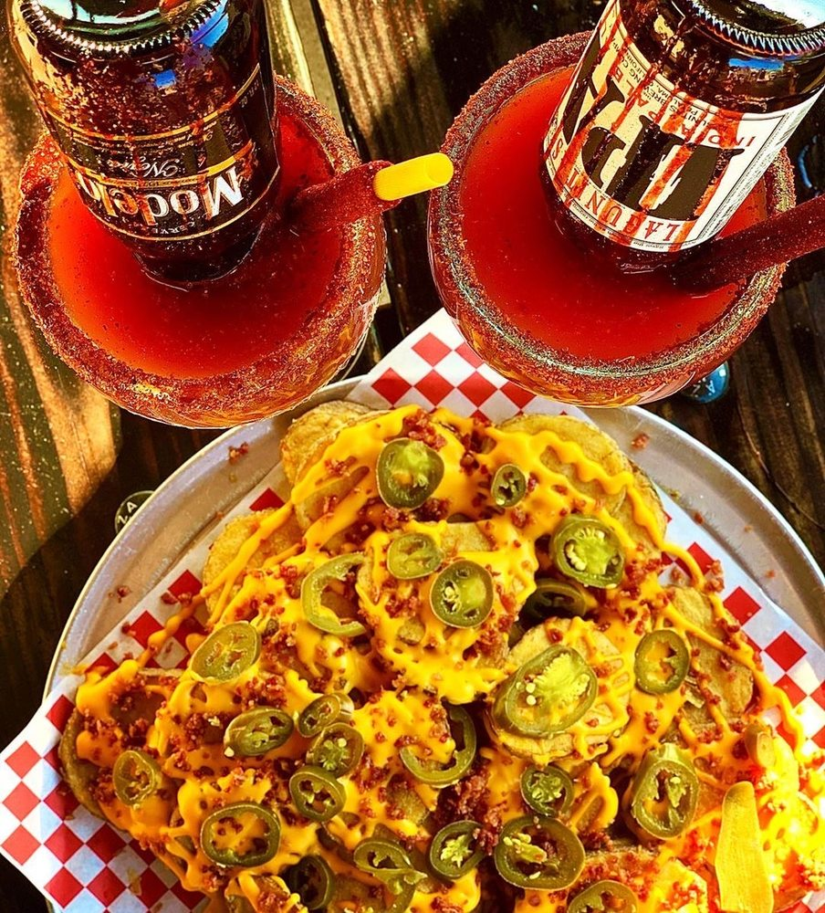 Baby Bros Pizza & Wings: 9847 Rush St, South El Monte, CA