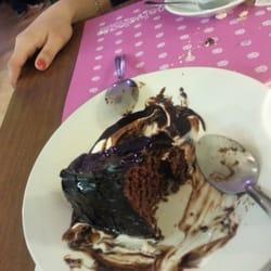 foto de la malvaloca valencia espaa la tarta de chocolate ms rica del