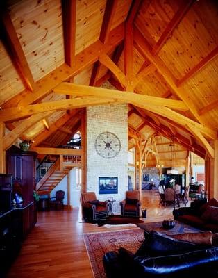 Lancaster County Timber Frames 4825 E Prospect Rd York, PA Timber ...