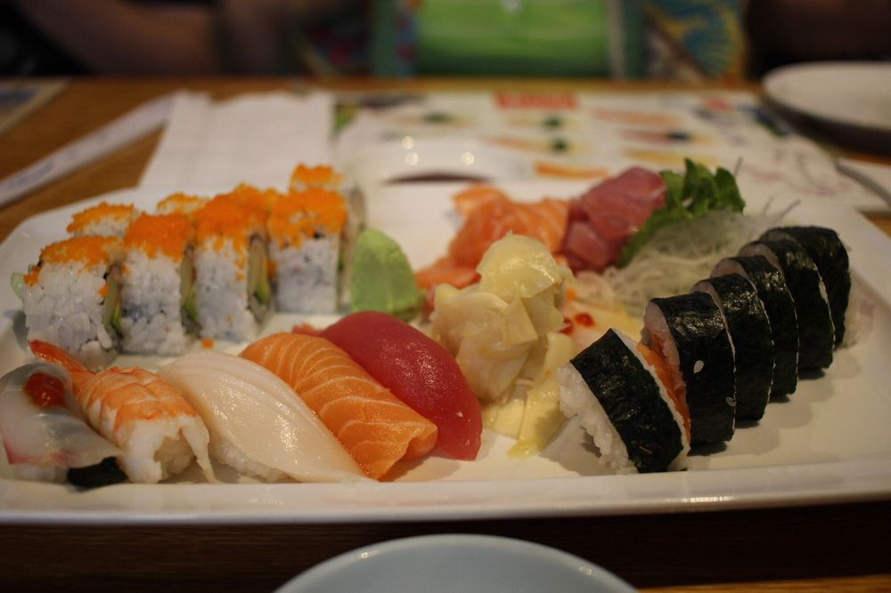 Matoi Sushi: 602 N Dale Mabry Hwy, Tampa, FL