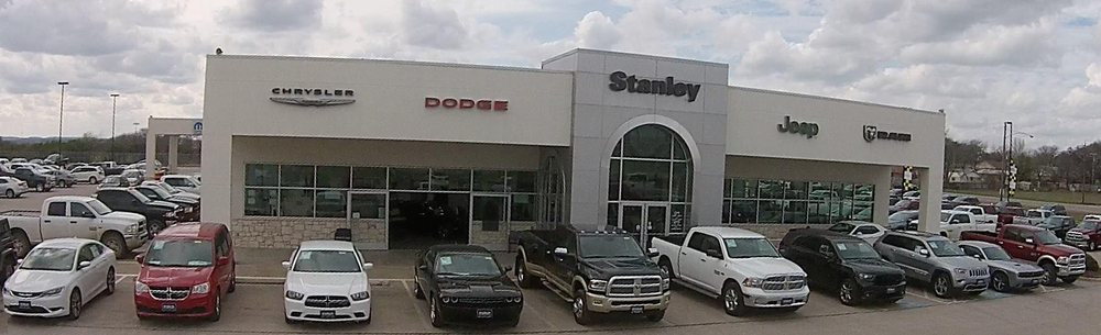 Stanley Chrysler Dodge Jeep Ram: 106 S Hwy 36 Byp N, Gatesville, TX