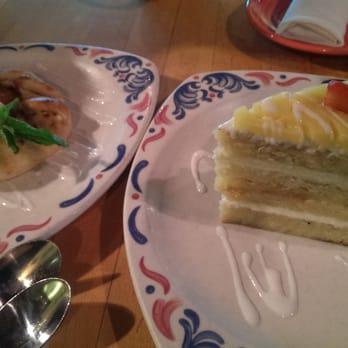 Lemon Rosemary Cake Chez Zee