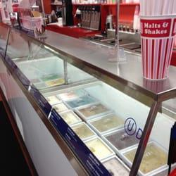 United Dairy Farmers Closed Ice Cream Frozen Yogurt 16511