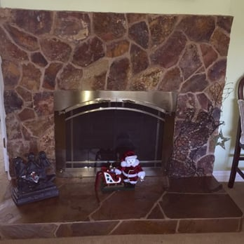 Unique How to Reface A Brick Fireplace