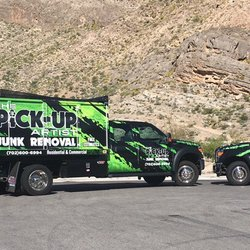 Photo Of The Pick Up Artist Junk Removal   Las Vegas, NV, United
