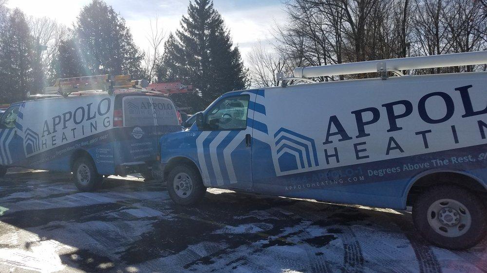 Appolo Heating: 414 Commerce Rd, Vestal, NY