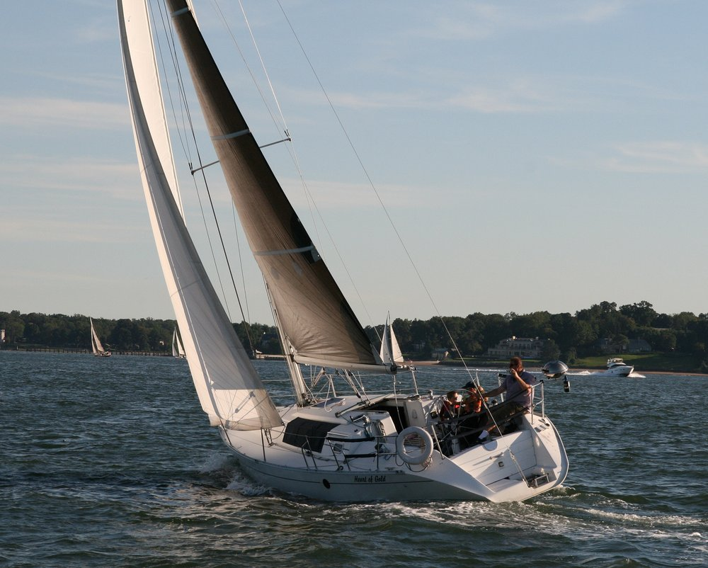 Somerset Sails: 8691 Main, Barker, NY