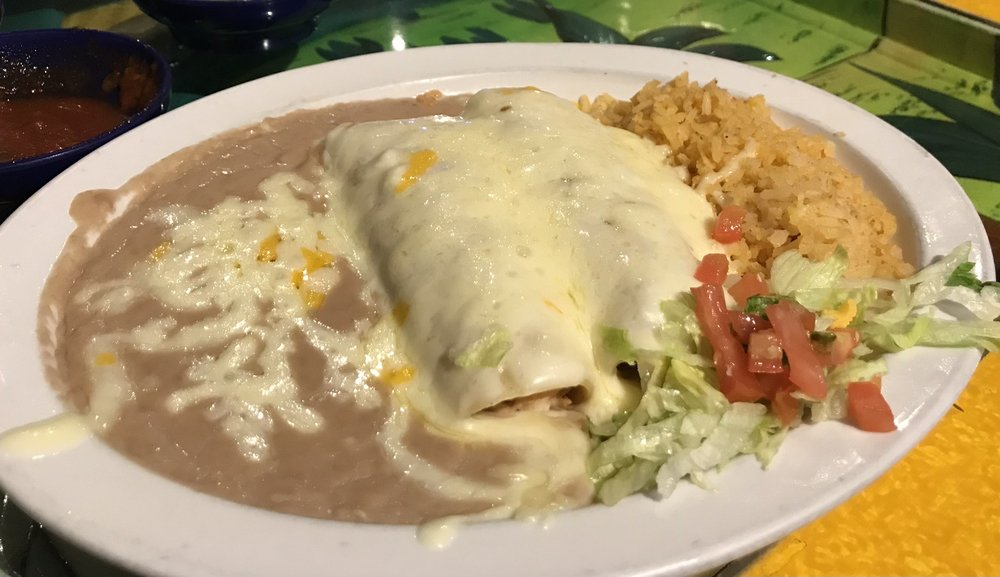 Jose's Mexican Grill & Cantina: 5361 Central Ave, Hot Springs National Park, AR