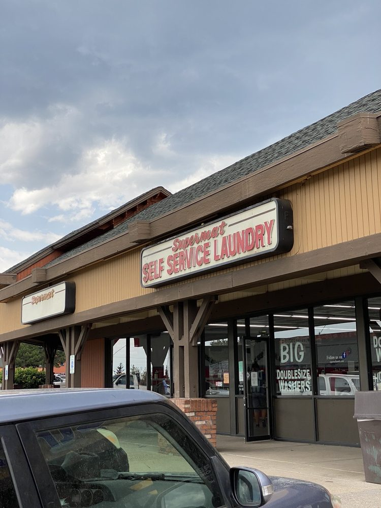 Supermat Laundromat: 3518 E Rte 66, Flagstaff, AZ