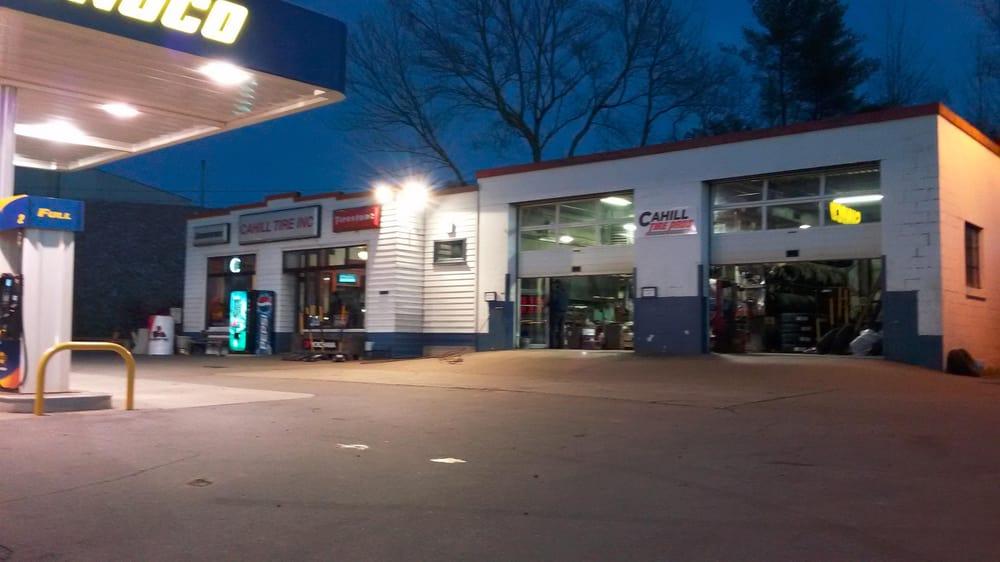 Cahill Tire Pros: 4 State Rd, Bath, ME