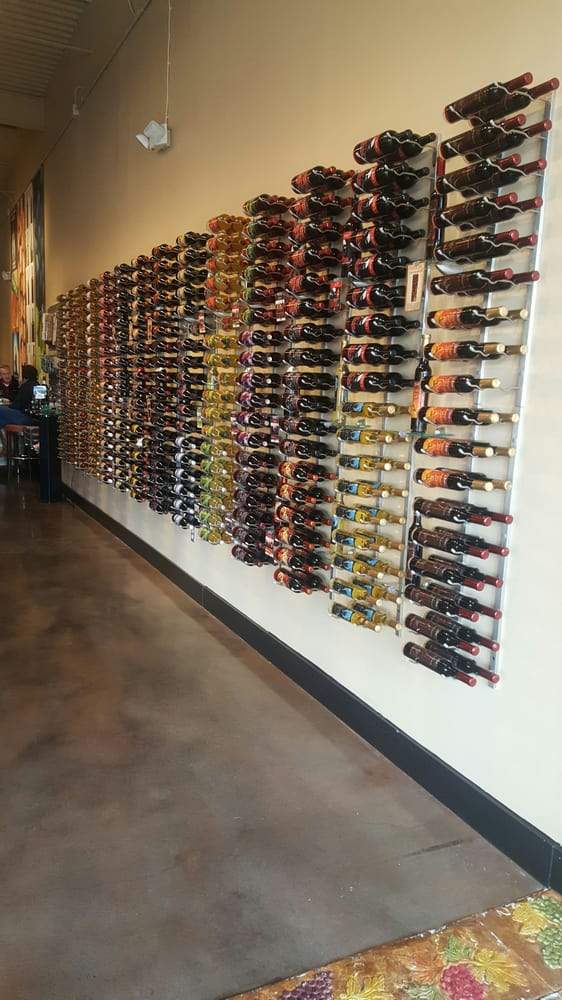 The Wall Of Wines To Include Limited Wines Yelp