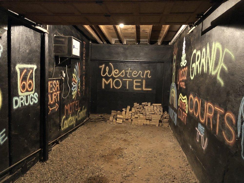 Blue Swallow Motel: 815 E Rt 66 Blvd, Tucumcari, NM