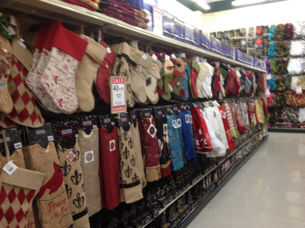 photo of hobby lobby oxnard ca united states stockings and home goods - Hobby Lobby Christmas Stockings