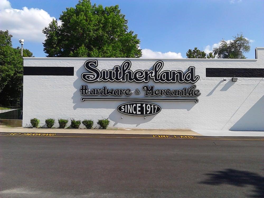 Sutherland Hardware & Merchantile: 3620 Brownboro Rd, Louisville, KY