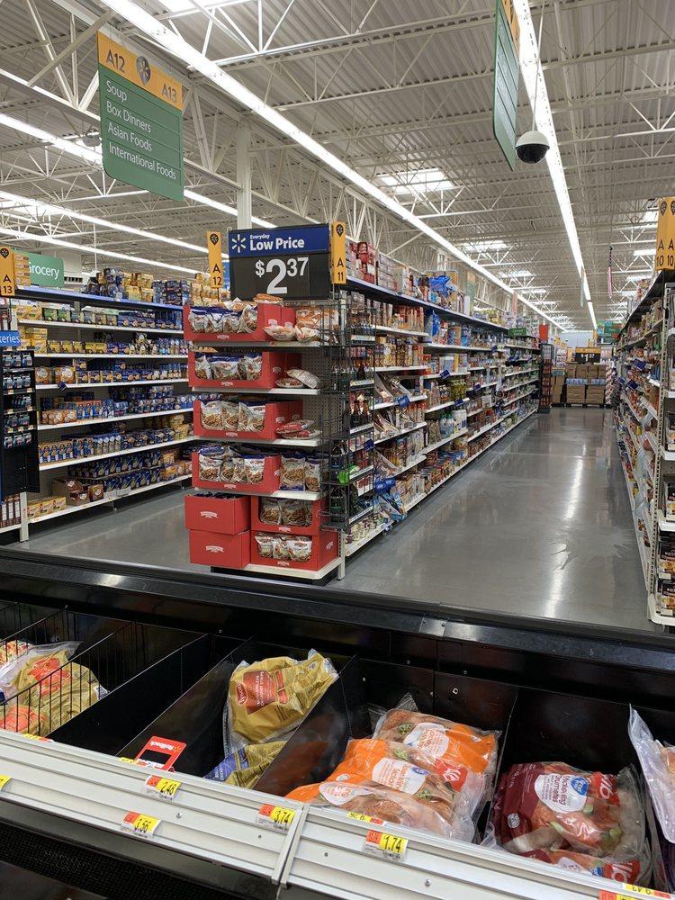 Walmart Supercenter: 10000 Bartel Blvd, Galena, IL