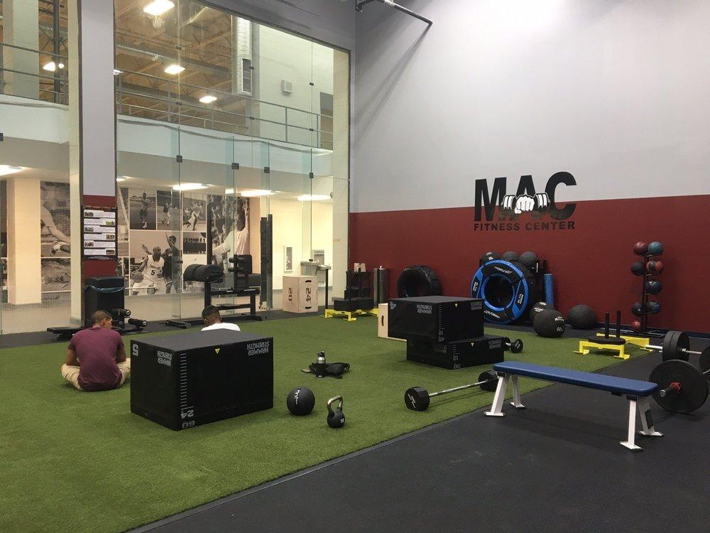 MacLaughlin Fitness Center: 4320 C Ave, Fort Lee, VA
