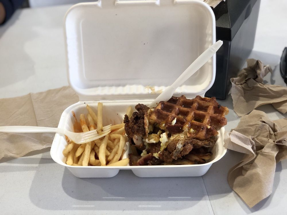 The Waffle Roost 195 Photos 206 Reviews Food Trucks