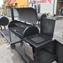 south texas steel bbq pits get quote 19 photos metal