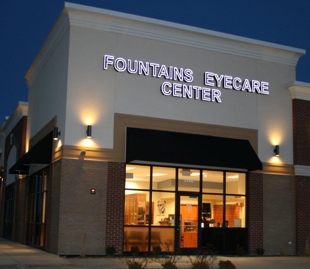 Fountains Eyecare Center