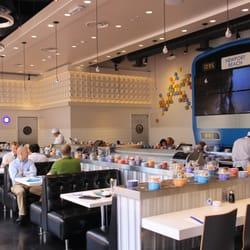 Photo Of Blue C Sushi Newport Beach Ca United States Inside