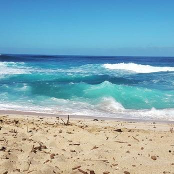 Photo Of Ehukai Beach Park Haleiwa Hi United States In February