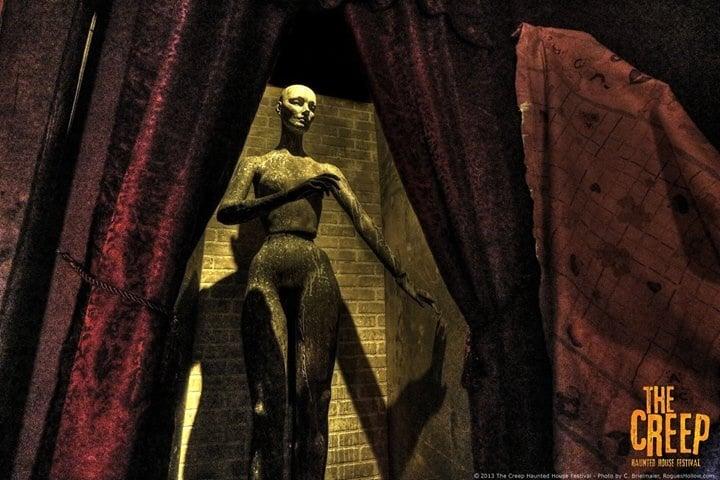 The Creep Haunted House Festival: 205 Elm St, London, OH