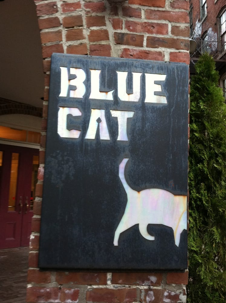 Blue Cat Cafe And Wine Bar