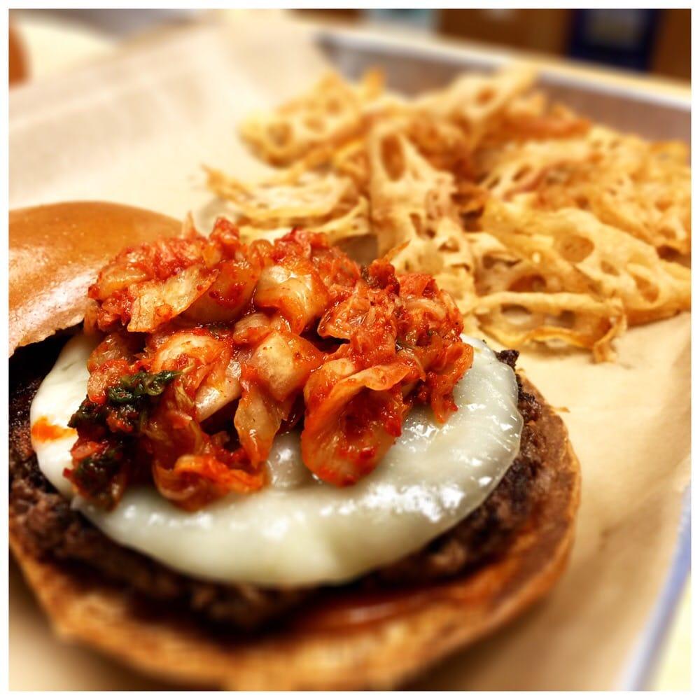 Ssam Burger: 2072 Defoors Ferry Rd NW, Atlanta, GA