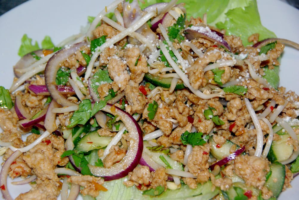 Thai Village Cafe: 249 E Base Line Rd, Rialto, CA
