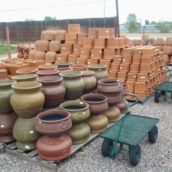 Perfect Photo Of Old Santa Fe Pottery   Denver, CO, United States. Pots