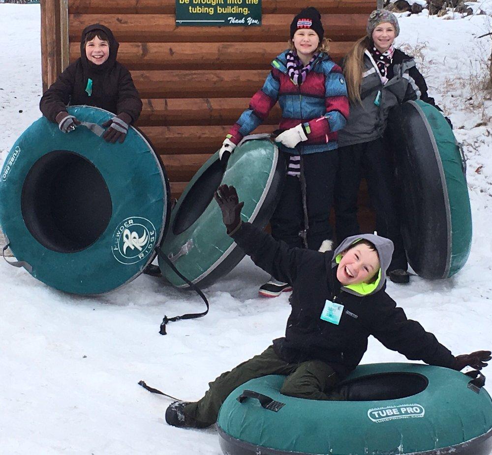 Powder Ridge Ski Area: Kimball, MN