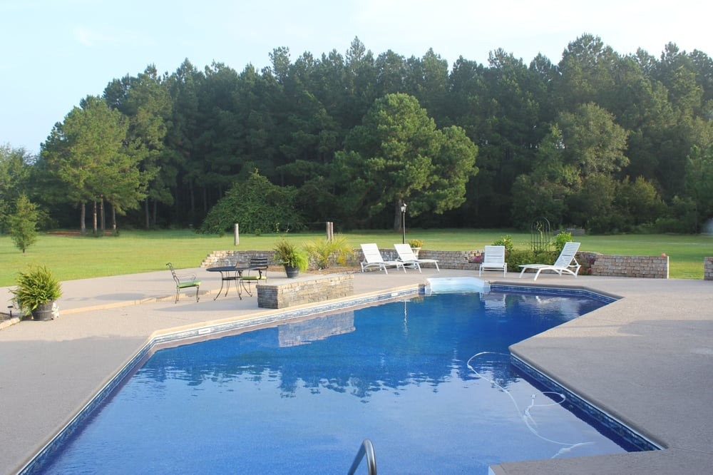 Regency Pools Contracting: 488 Woods Bridge Rd, Jesup, GA