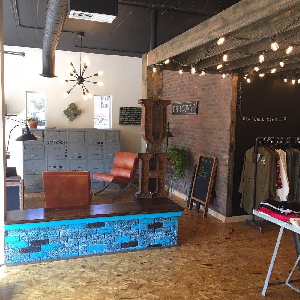 The Urban Hippie: 534 W Berry St, Fort Wayne, IN
