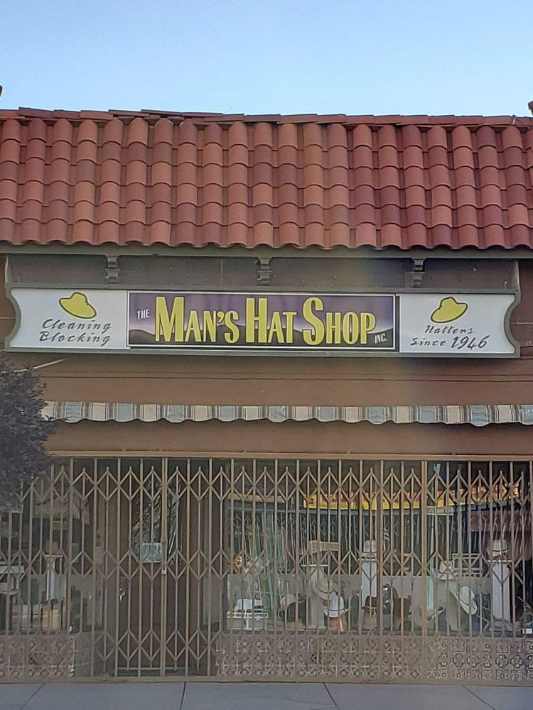 The Man's Hat Shop
