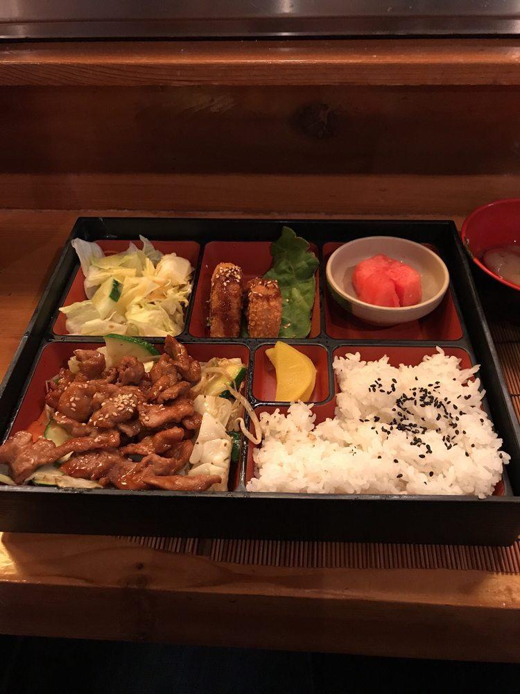 Sushi-Masa Japanese Restaurant: 8590 Pelham Rd, Greenville, SC