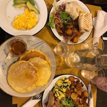 Le Vespe Cafe Florence Menu