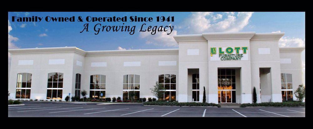 Lott furniture Company: 204 Anna Dr, McComb, MS