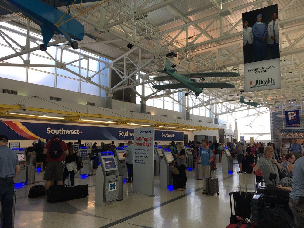 Southwest Terminal Yelp