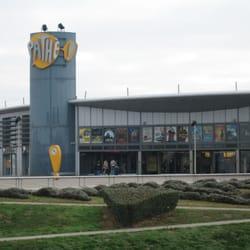 Pathé Atlantis - St Herblain, Loire-Atlantique, France. pathé