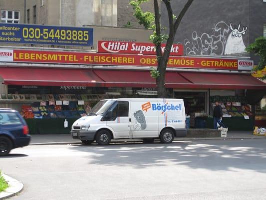 Hilal Supermarkt - Grocery - Sonnenallee 90, Neukölln, Berlin ...