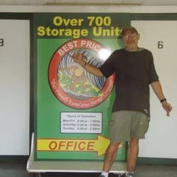 Photo Of Kaimuki Self Storage Honolulu Hi United States At