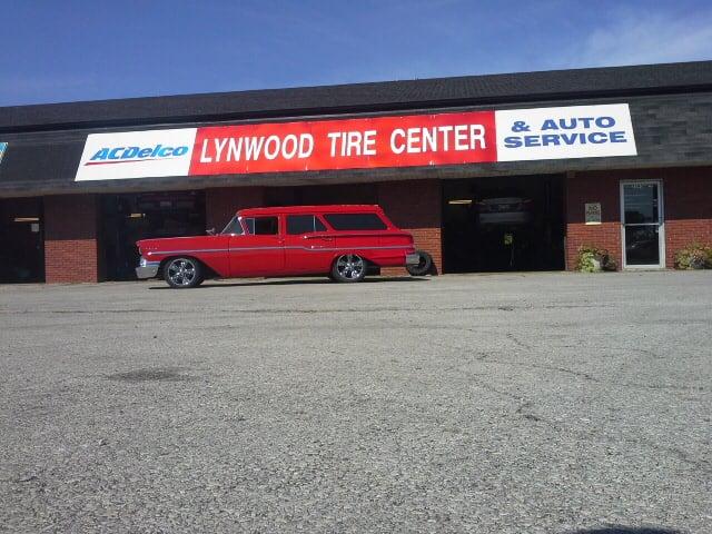 Lynwood Tire Center Inc: 2390 Glenwood Dyer Rd, Lynwood, IL