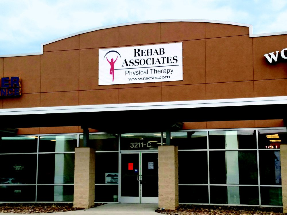 Rehab Associates of Central Virginia: 3211 Forest Brook Rd, Lynchburg, VA