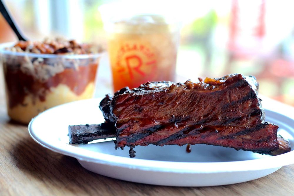 Rocklands Barbeque & Grilling Company - Washington