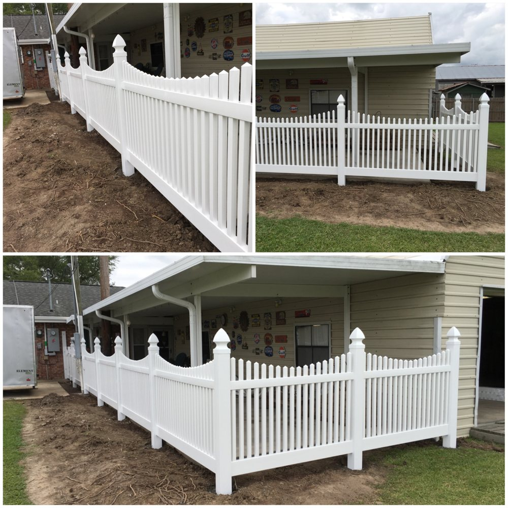 Photos For Acadian Fence Company Yelp