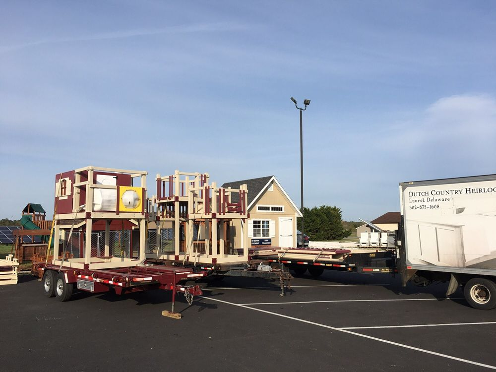 Dutch Country Heirloom Furniture: 11233 Trussum Pond Rd, Laurel, DE