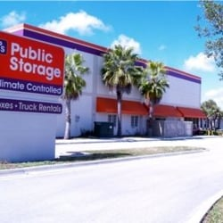 Public Storage - Self Storage - 801 E Sample Rd, Pompano Beach, FL ...