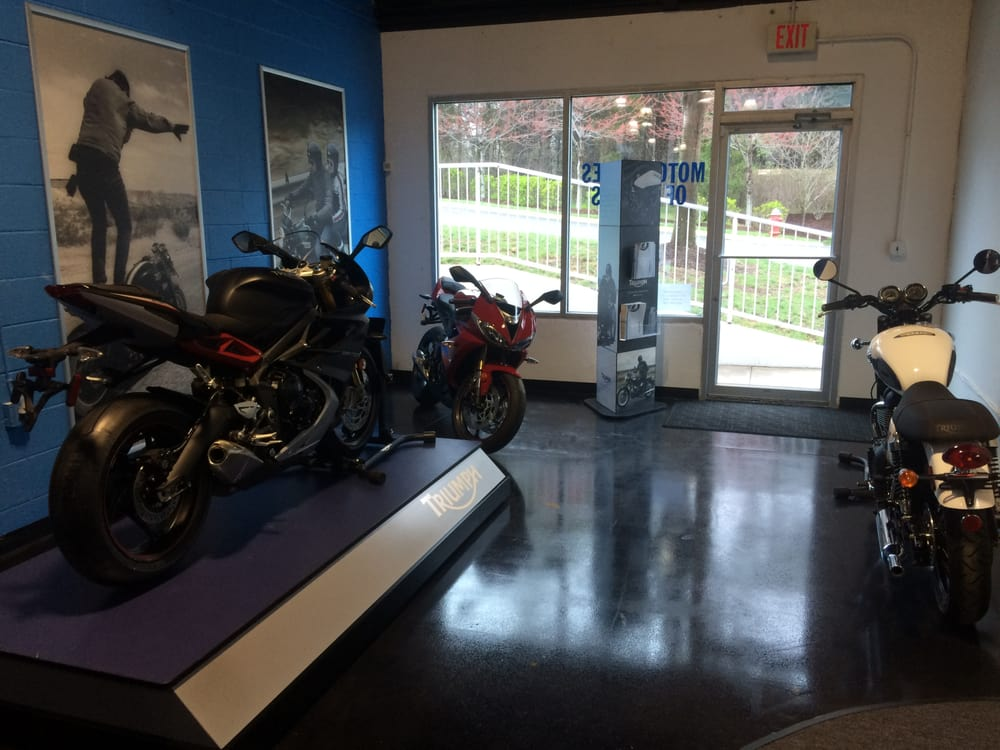 Motorcycles of Dulles: 22890 Quicksilver Dr, Sterling, VA