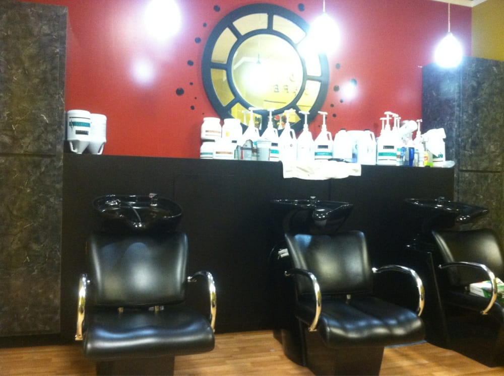 D ambience salon peluquer as 1111 ireland dr for Abstract salon fayetteville ar