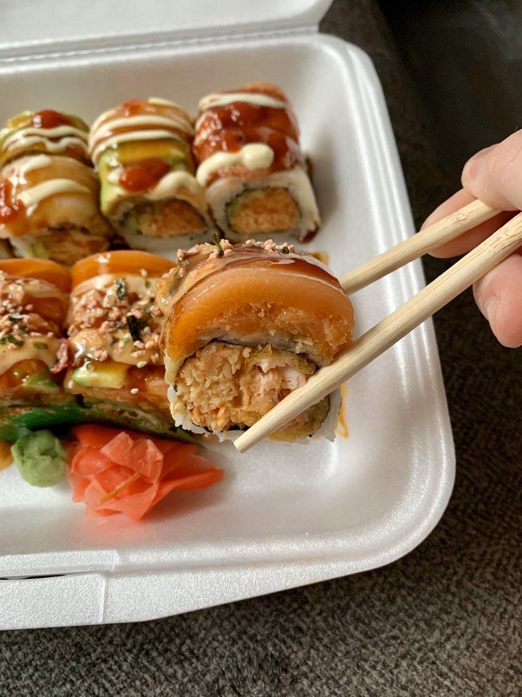 You Sushi & Hibachi: 450 N Main St, Crestview, FL